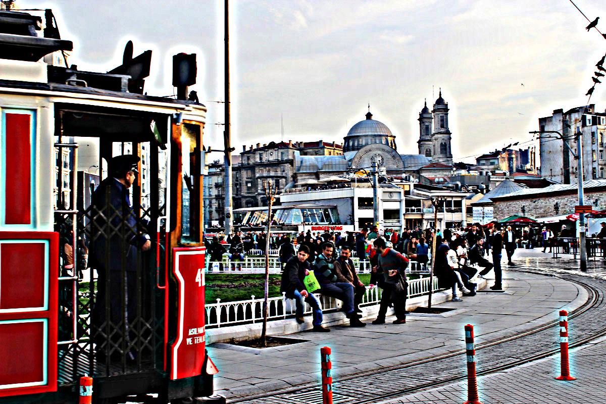 Taksim Meydan