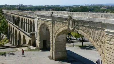 Acueducto de Montpellier - que visitar