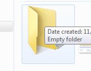 Cara membuat File Folder tanpa Nama