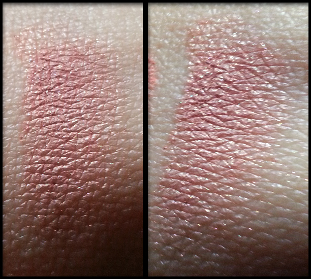 Neve Cosmetics - Blush Minerale - Liberty swatch