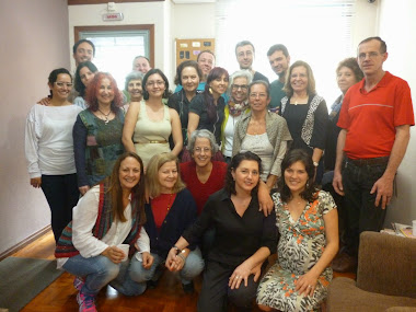 Grupo de estudos em Porto Alegre