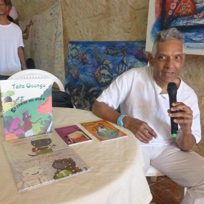 J'ai présenté quelques-unes de mes nouveautés à La Havane
