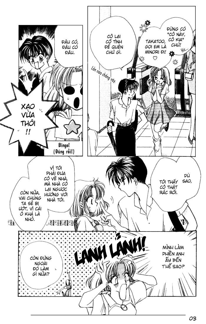 Ame no gogo wa Romance no Heroine chap 1 - Trang 4