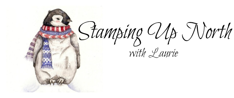 stamping up north with laurie