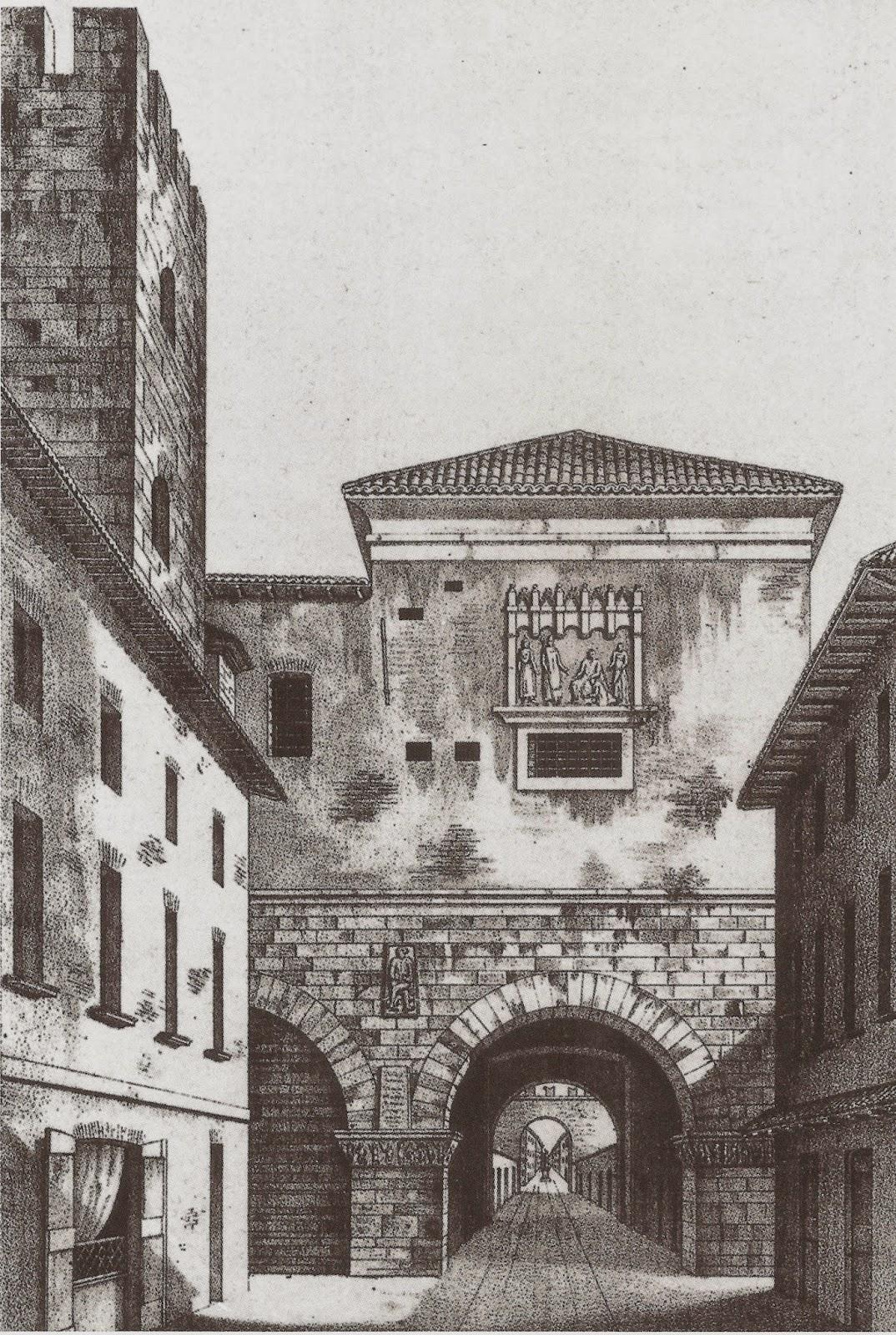 Storie di milano le tante vite di porta romana for Porta romana