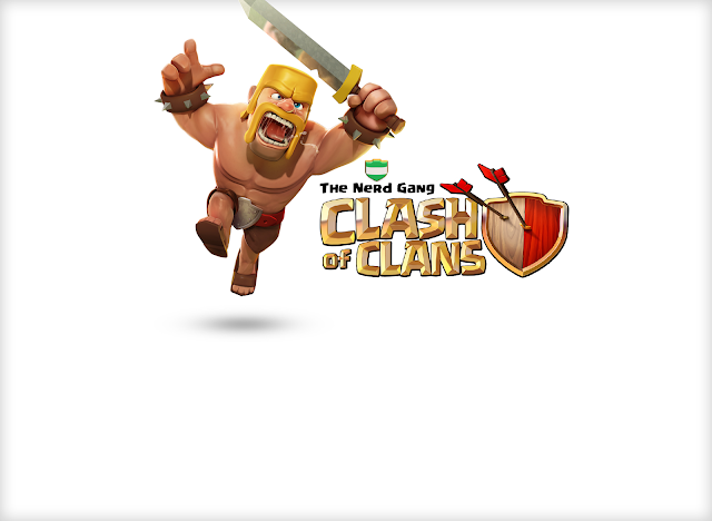 1320-Barbarian Clash of Clans HD Wallpaperz
