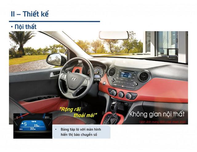 Thong tin Grand i10 gui %25C4%2590L 6 1024x791 Xe hyundai i10 2014 nhập khẩu