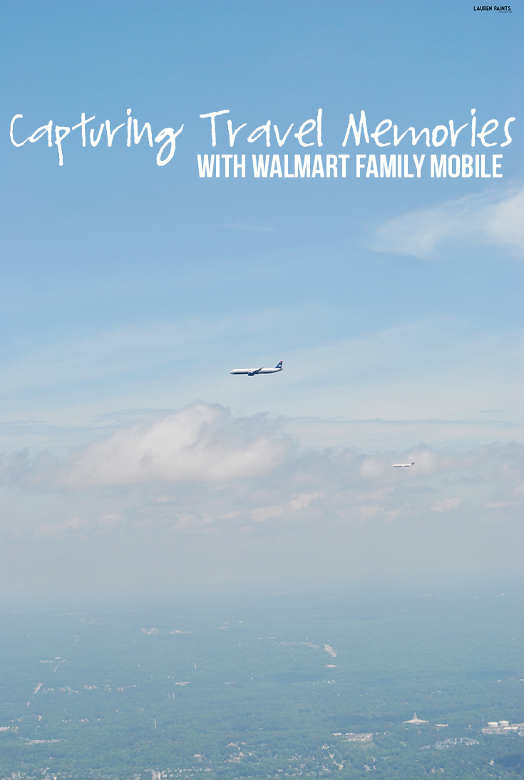 Capturing Travel Memories with Walmart Family Mobile