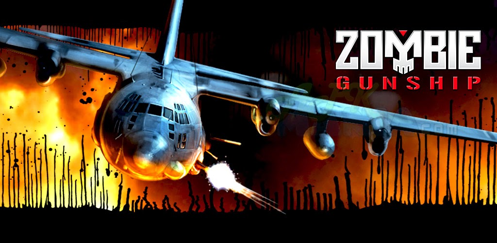 Zombie Gunship v1.13 [Mod Money] APK+DATA