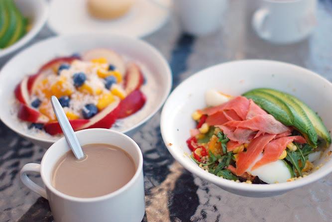 Healthy Detox Diet Foods Blog Rolled Oats Fresh Fruit