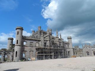 Lowther Castle and Gardens May 2013 - A bit of a fixer upper.