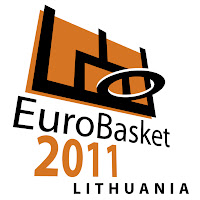 Logo Eurobasket Lituania 2011