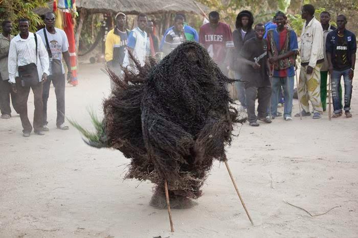 Koumpo Dance Senegal