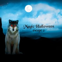 Juegos de Escape Magic Halloween Escape 2