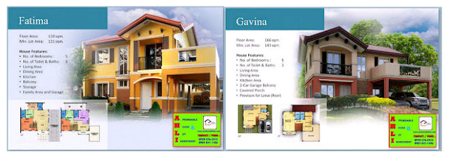 Camella Vita Model Houses