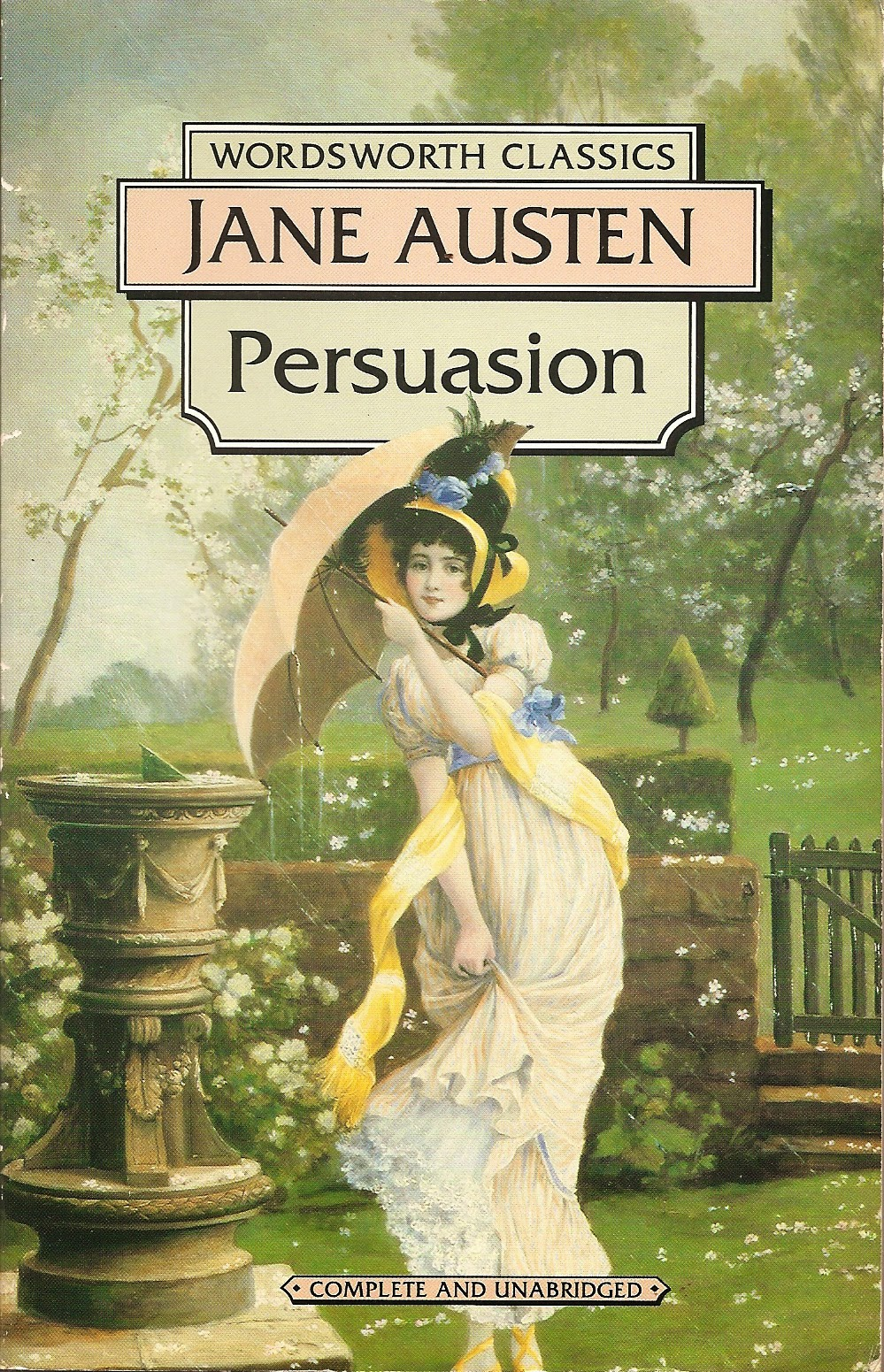 jane austen persuasion Introduction persuasion by jane austen is a novel rich in intrigue and romance although austen's focus seems to be the manners and morals of the time, this concern is embedded in the tentative relationship between anne elliot and captain frederick.