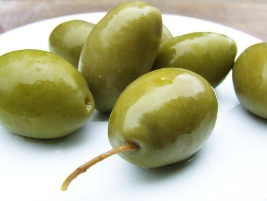 olives iron