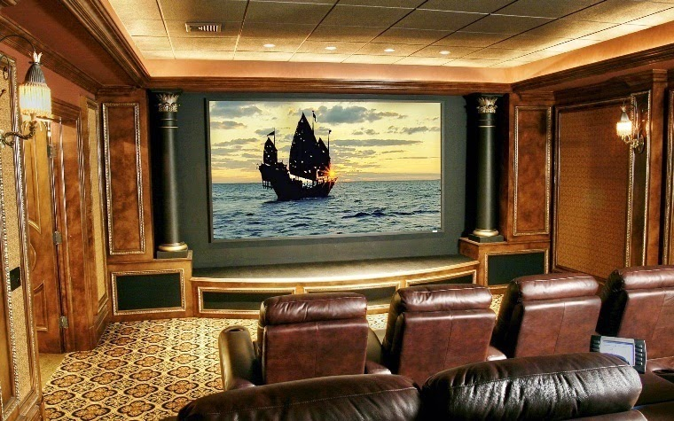wall colors for home theaters