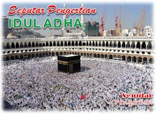 Seputar Pengertian Idul Adha
