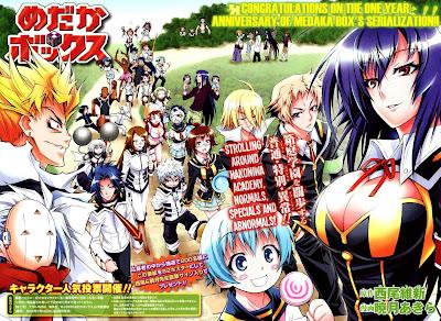 Medaka Box Anime
