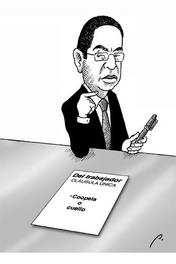 Proyecto de Reforma Laboral PRI-AN
