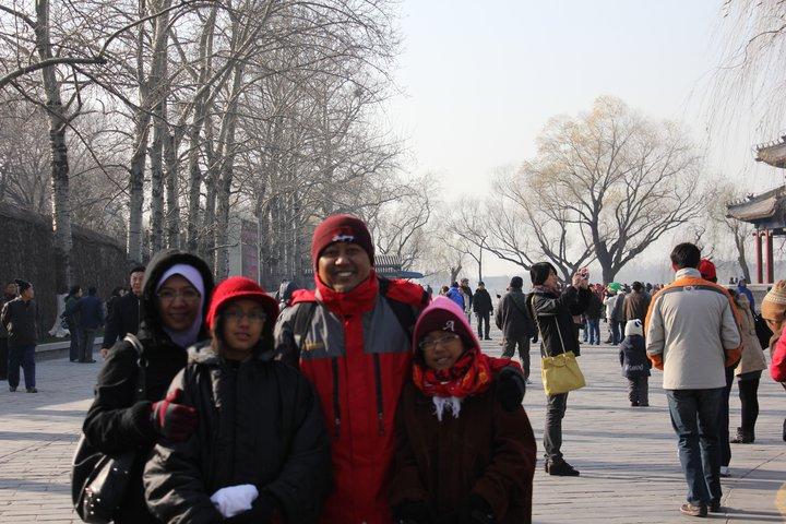 Beijing Musim Luruh/Sejuk - Muslim Pakej  2010 (27 Nov - 3 Dec)