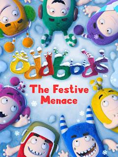 Oddbods – THE FESTIVE MENACE