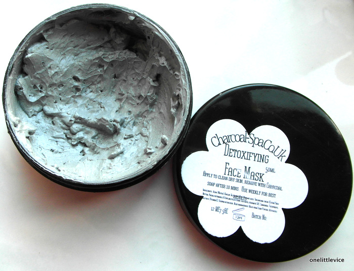 image of natural hand made face mask for oily skin