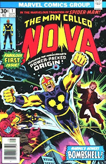Comics Marvel Nova