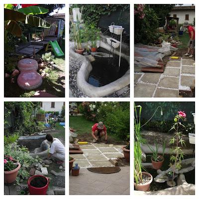 Creando - Lavori in giardino ...