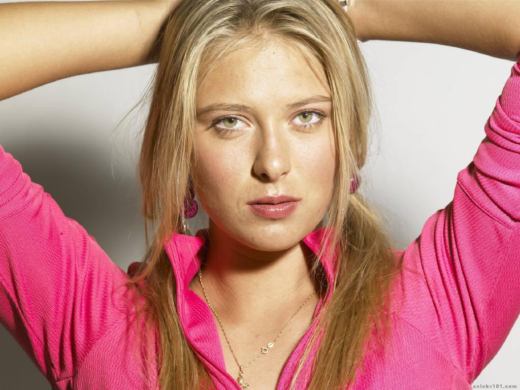 Maria Sharapova - Images Gallery