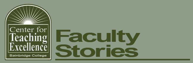 Faculty Stories