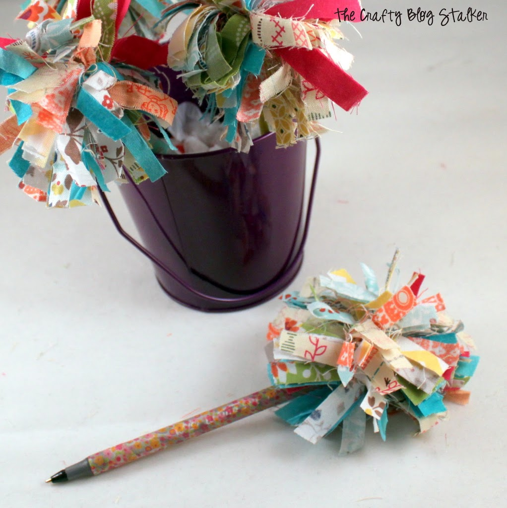 Inspired by pinterest fabric scrap ideas for New craft ideas to make
