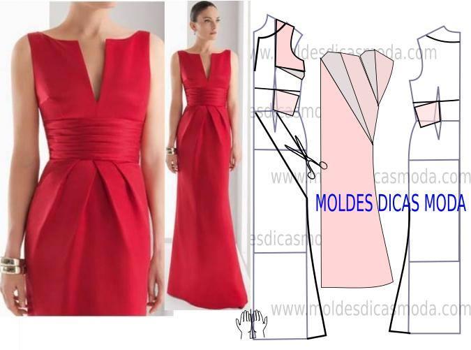 Dicas de moda vestidos de festa