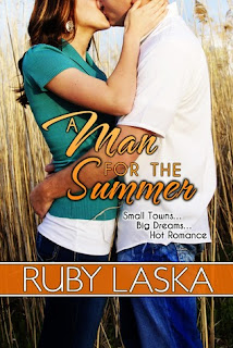 REVIEW: A Man For The Summer by Ruby Laska