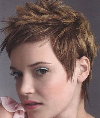 Short Hair Styles 2011 Short Hairstyles: Short Funky Hairstyles