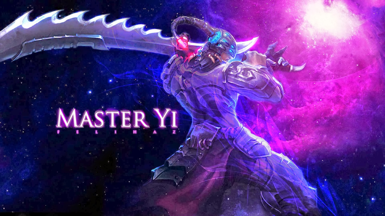 Master Yi League Of Legends Wallpaper Desktop