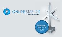 OnlineStar 2013 - Beste Immobiliensite