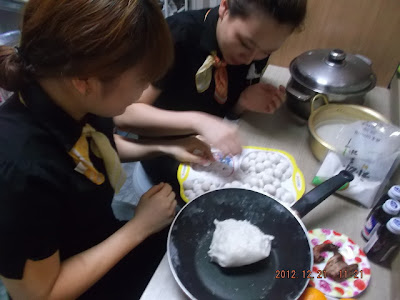 Red bean soup, Korea Red bean soup, Patjuk