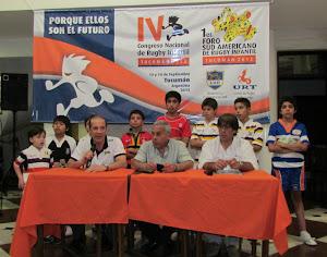 1° Foro Sudamericano de Rugby Infantil