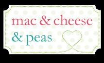 Mac&Cheese&Peas