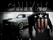 Wallpaper - Chivas Ford Eleanor y Capitan America wallpaper chivas ford eleanor capitan america