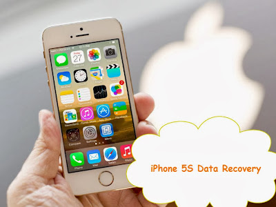 recover data on iPhone 5S