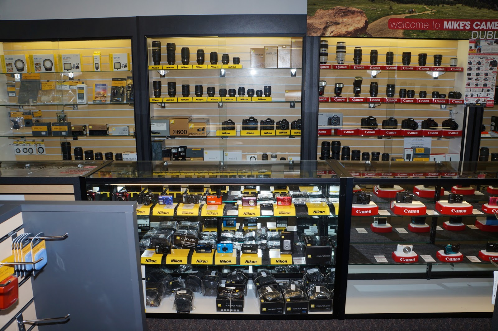 WL BLOG UNO: Mike's Camera - Best East Bay Camera Store