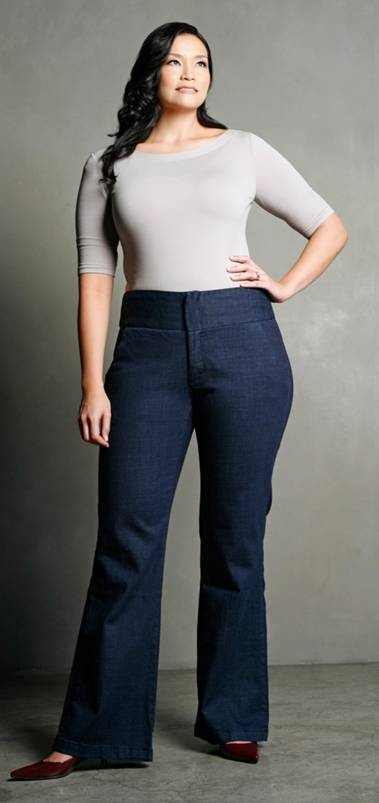 Just Jenn Style: Fall Jeans For YOUR Body