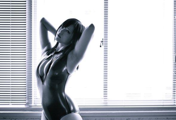 u-kei fotografia artística mulheres japonesas modelos fetiches