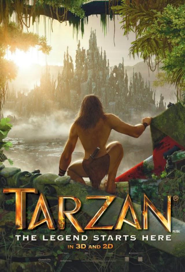 La película Tarzan