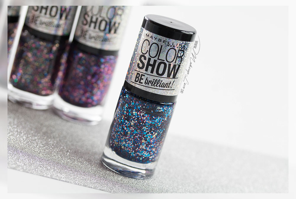 Maybelline Colorshow Nagellacke | BE brilliant! Kollektion skyline blue