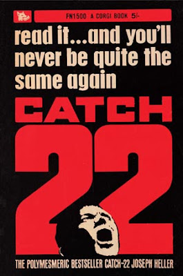 Catch-22 Humor Book