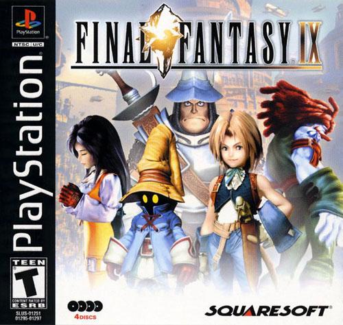 Los mejores RPG  Final-fantasy-ix-portada